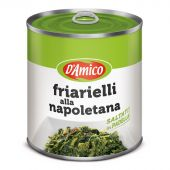 D'AMICO | Friarielli alla Napoletana (Napolitaanse Broccoli) | 800g