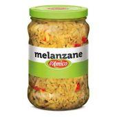 D'AMICO | Melanzane a Filetti (gesneden Aubergine) | 470g