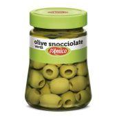 D'AMICO | Olive Snocciolate (Groene Olijven zonder Pit) | 290g