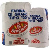 LE 5 STAGIONI | Farina di Grano Tenero Tipo 00 - PASTA FRESCA