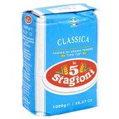 LE 5 STAGIONI | Farina di Grano Tenero Tipo 00 - PIZZA CLASSICA | 1Kg