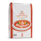 LE 5 STAGIONI | Farina di Grano Tenero Tipo 00 - PIZZA NAPOLETANA - 10KG