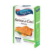 LE FARINE MAGICHE | Mix a base di Farina di Ceci - Farinata (+ gratis kruiden) | 320g