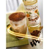 Le Sirop de MONIN | Amaretto (Amaretto Siroop) | 70cl