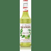 Le Sirop de MONIN   Citron Vert (Lime Siroop)   70cl