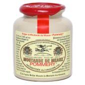 LES ASSAISONNEMENTS BRIARDS | Moutarde de Meaux - Pommery (Mosterd uit Meaux) | 500g