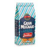 MOLINO SPADONI | Farina 00 Gran Mugnaio Antigrumi | 1 Kg