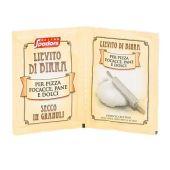 MOLINO SPADONI | Lievito di Birra Secco (gedroogde gist) | 2 x 7g