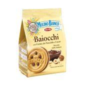 MULINO BIANCO | Baiocchi con Crema alla Nocciola e Cacao | 260g