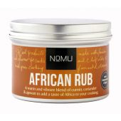 NoMU   Kruidenrubs   African Rub   blik 65g