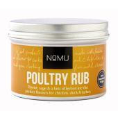 NoMU   Kruidenrubs   Poultry Rub   blik 55g