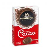 PERUGINA | Cacao Amaro in polvere - Gusto Intenso | 75g