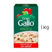 RISO GALLO | Riso Arborio | 1 Kg