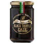 LA RUSTICHELLA   Zwarte Truffel Pastei   280g