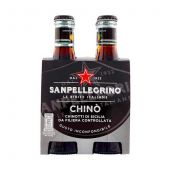 San Pellegrino | Chinò (Chinotto) | Tray 4 x 20cl