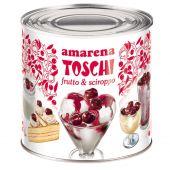 Toschi | Amarenada Frutto & Sciroppo (Kersen Amarena) | 2750gr