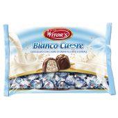 Witor's | Bianco Cuore - Cioccolato con Cuore di Crema al Latte e Cereali | 1Kg